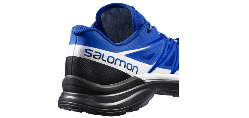 Salomon Wings Pro 3, mediasuela