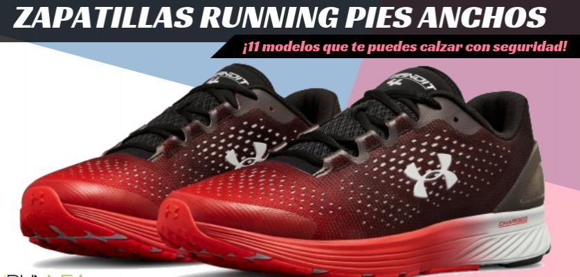 62d22cb5cac Zapatillas de running para corredores de pies anchos