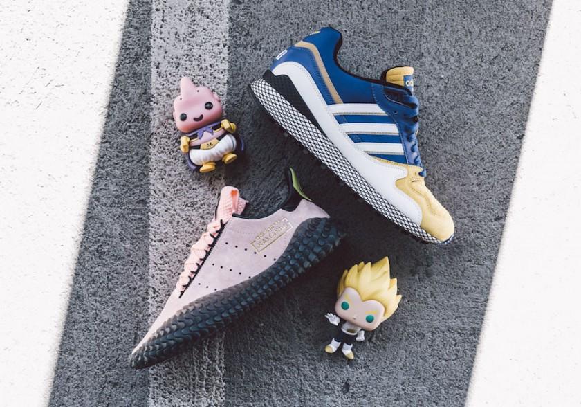 Gran universo disco inyectar  Dónde comprar la colección Adidas Originals X Dragon Ball Z?
