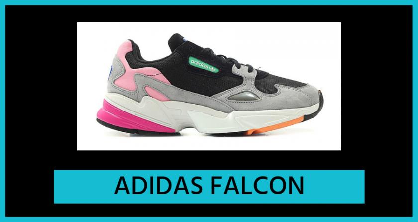 Adidas Falcon sneakers octubre
