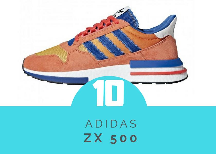 adidas zx 500 mas vendidas 2018