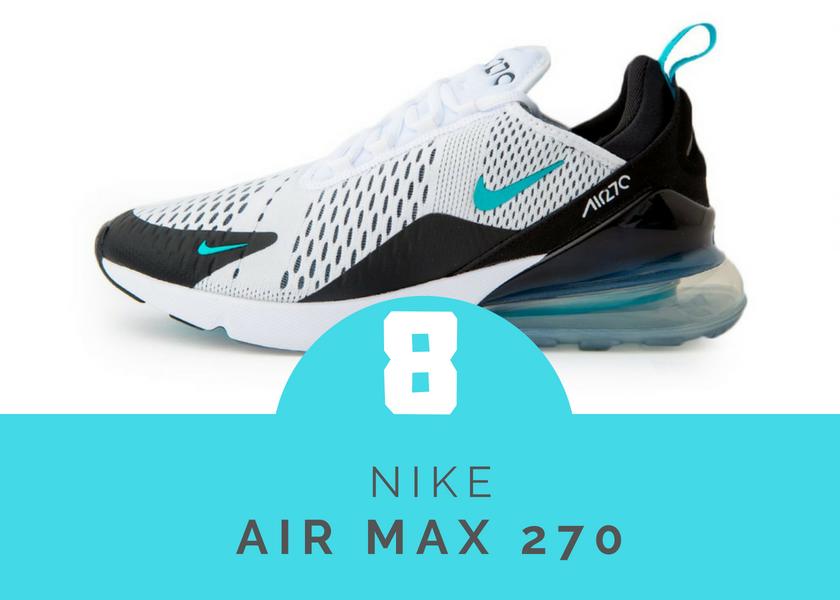 nike air max 270 mas vendidas 2018