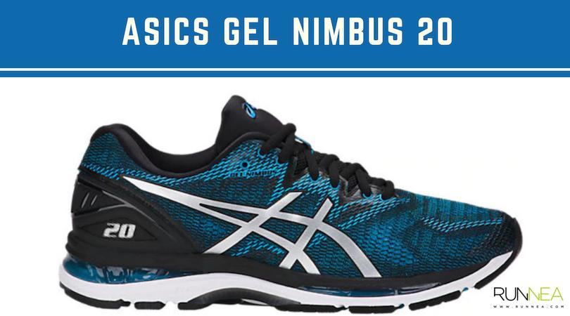 bc10c9095 Los 6 modelos más vendidos de ASICS Running  Gel Nimbus 20