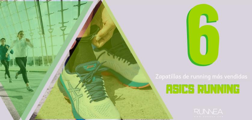 9e9a34287 Las 6 zapatillas de running más vendidas de ASICS y que deberían estar en  tu armario