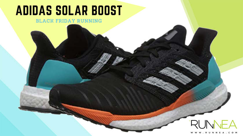 low priced b2239 d05bb Black Friday Running 2018  Zapatillas para correr a seguir la pista - Adidas  Solar Boost