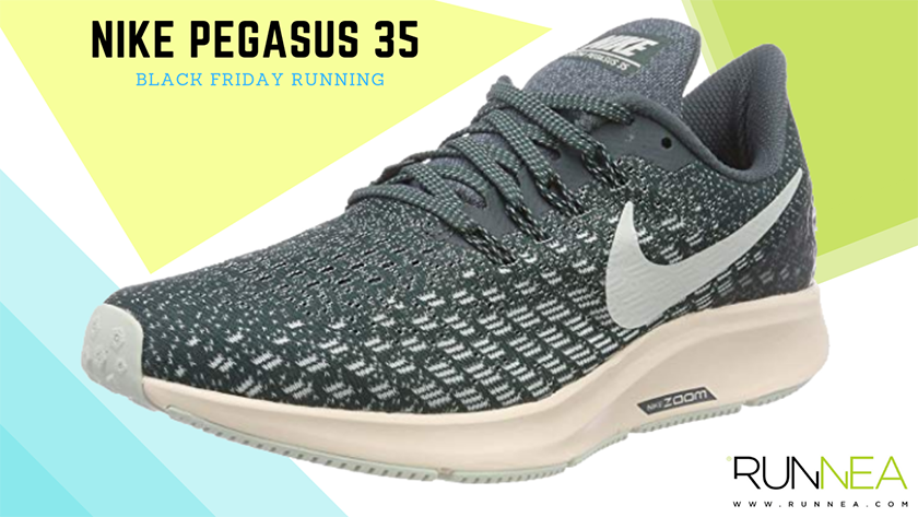 a937466d4b4 Black Friday Running 2018  Zapatillas para correr a seguir la pista - Nike  Pegasus 35