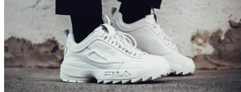 chunky sneakers fila disruptor ii