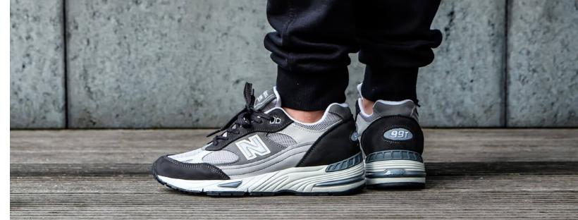 chunky sneakers new balance 991