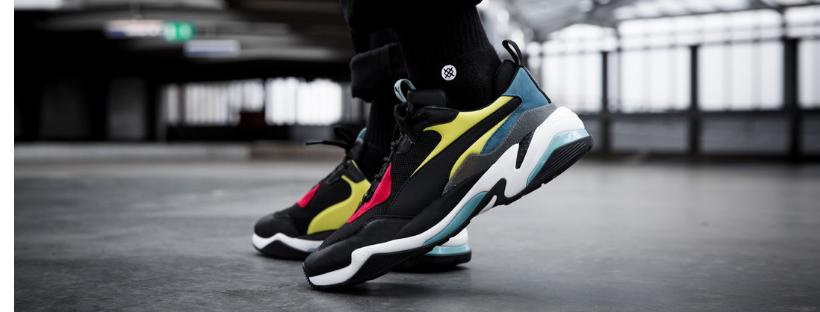 chunky sneakers puma thunder spectra