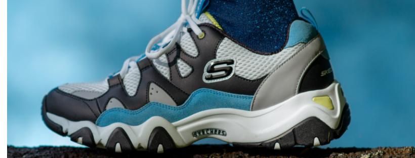 chunky sneakers skechers d'lites