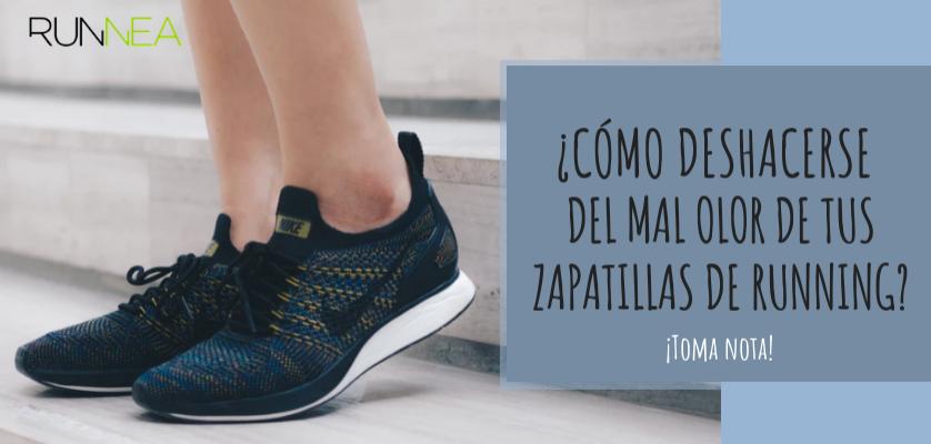 Evitar Mal Olor Running De El Las Zapatillas En PkXiuZ