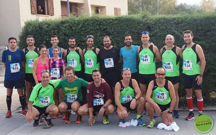 Crónica Bilbao Night Marathon 2018 - Estrategia de carrera en la 10K - foto 5