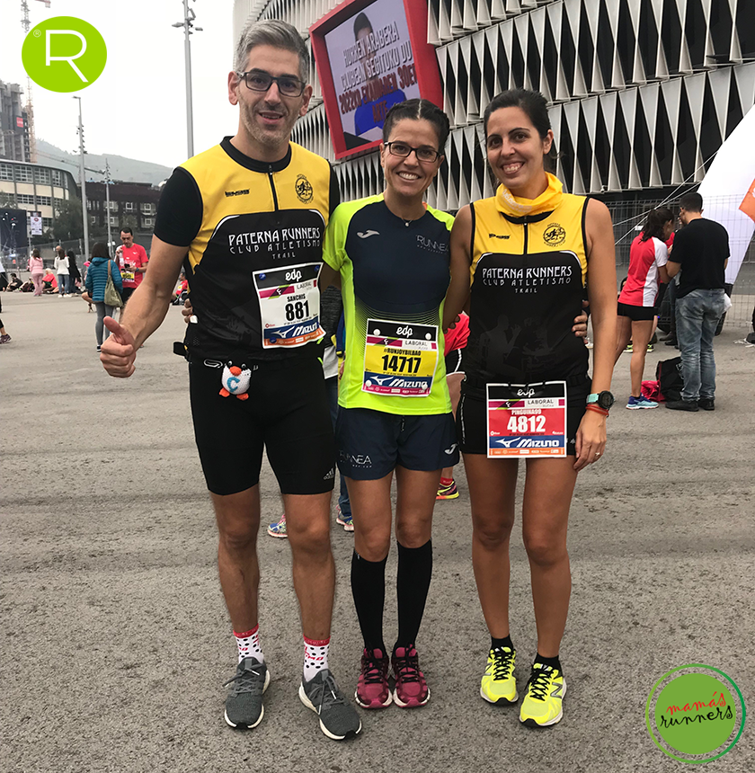 Crónica Bilbao Night Marathon 2018 - Horas previas al objetivo de correr en el EDP Bilbao Night Marathon - foto 2