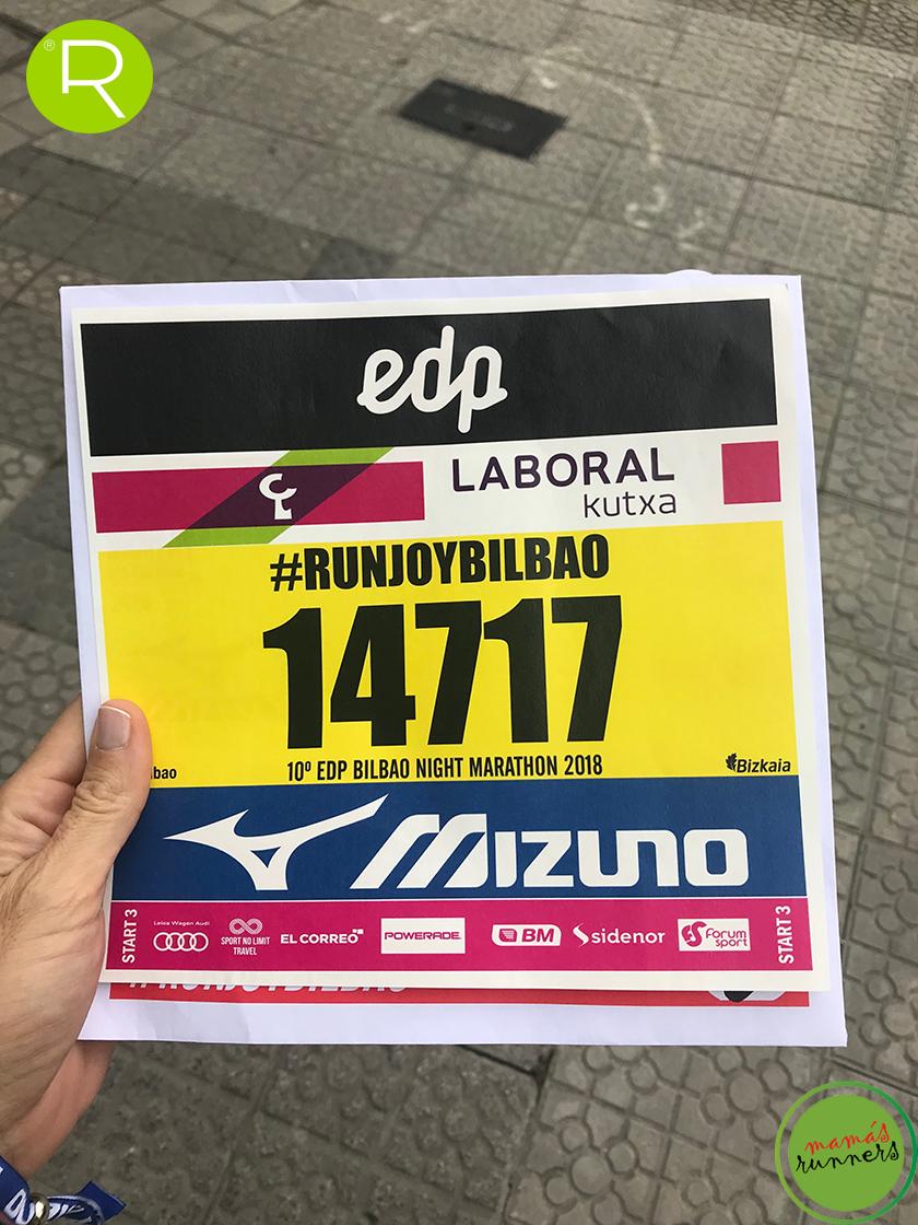 Crónica Bilbao Night Marathon 2018 - En la salida: ¡#NoPiensesCorre!, primeros kilómetros de competición - foto 4
