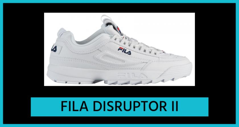 Fila Disruptor 2 sneakers octubre