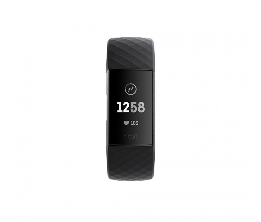 fitbit charge 3 batería