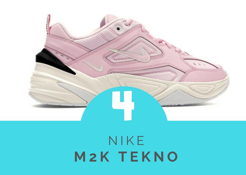 nike m2k tekno mas vendidas 2018