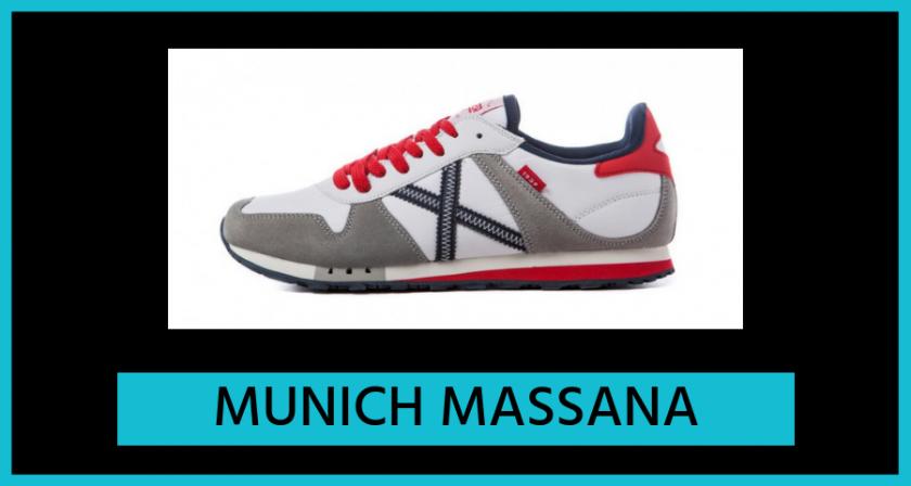 Munich Massana sneakers octubre