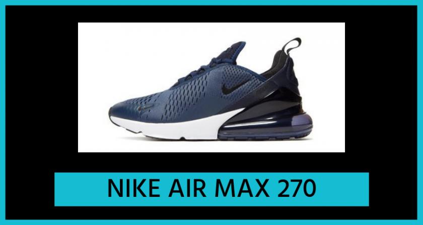 Nike Air Max 270 sneakers octubre