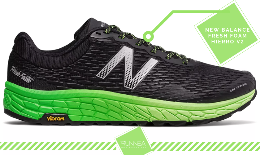 Outlet zapatillas de running New Balance - New Balance Fresh Foam Hierro v2