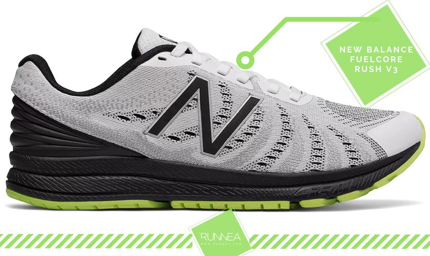 Outlet de zapatillas de running New Balance con grandes ...