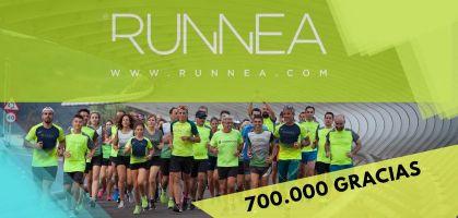 Runnea bate su record de usuarios únicos: Más de 700.000 en septiembre