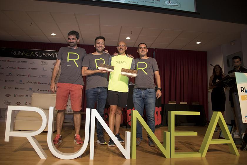 Runnea Summit 2018, premios Runnea a las Mejores Zapatillas de Running
