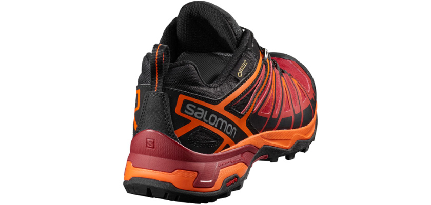 Salomon X Ultra 3 Goretex, talon