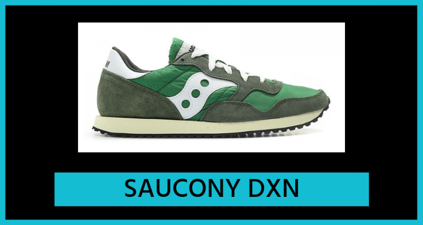 Saucony DXN sneakers octubre