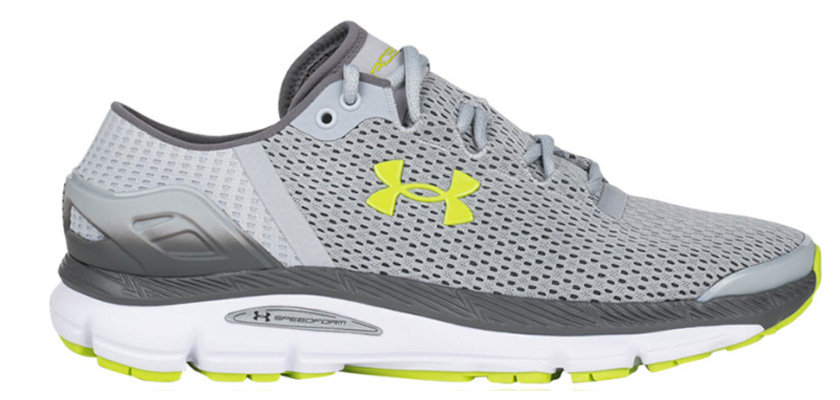 Under Armour SpeedForm® Intake 2, características