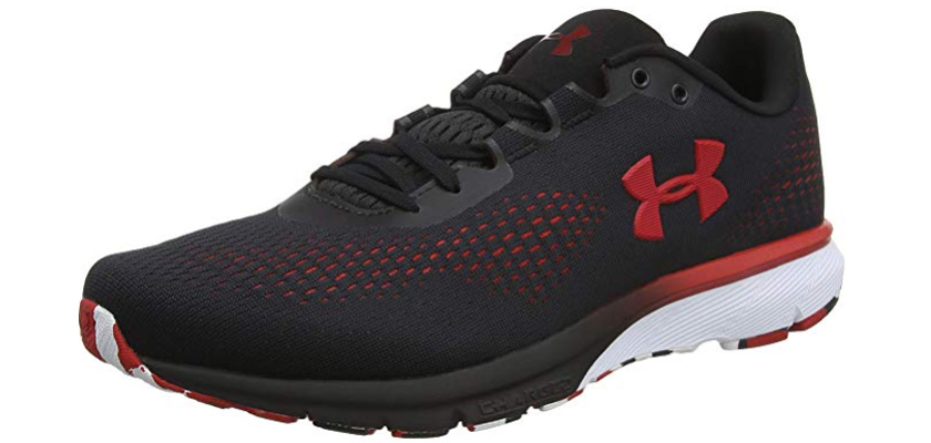 Under Armour Charged Spark, prestaciones