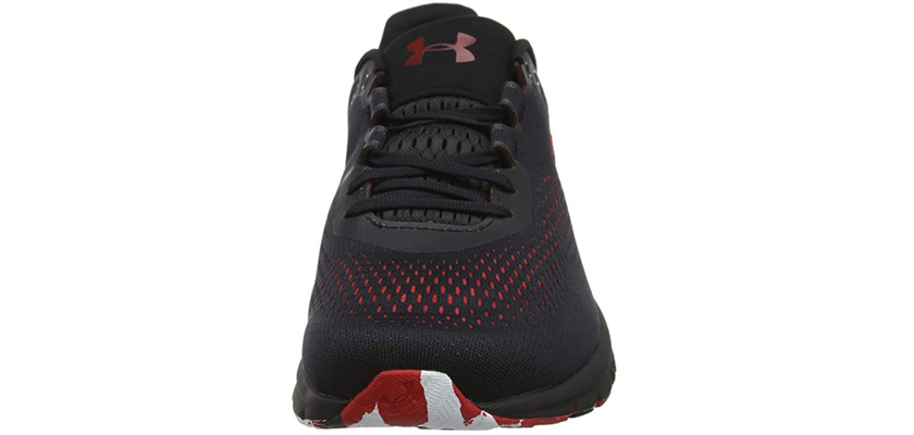 Under Armour Charged Spark, upper