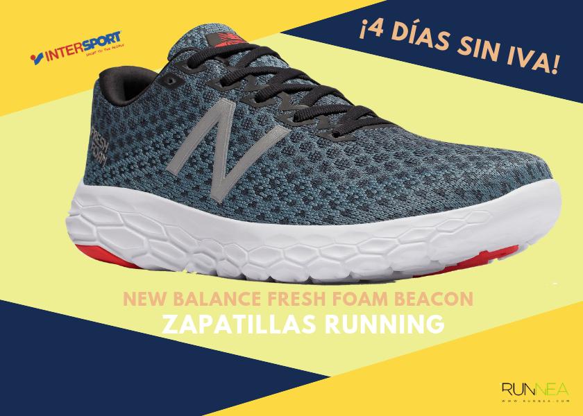 zapatillas new balance intersport