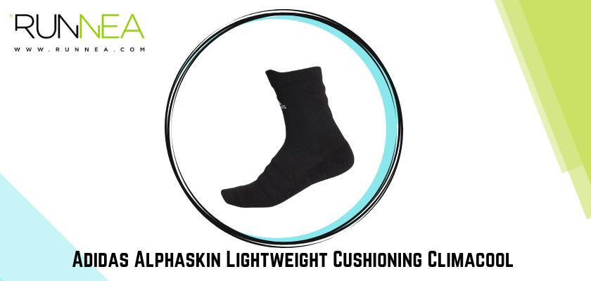 Adidas Alphaskin Lightweight Cushioning Climacool