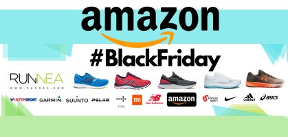 Amazon Black Friday: Amazon se adelanta con ofertas deportivas cada 5 minutos
