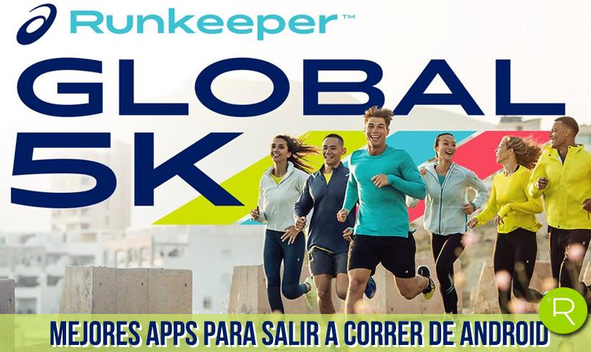 Las 7 mejores apps de Android para salir a correr - Runkeeper - foto 3