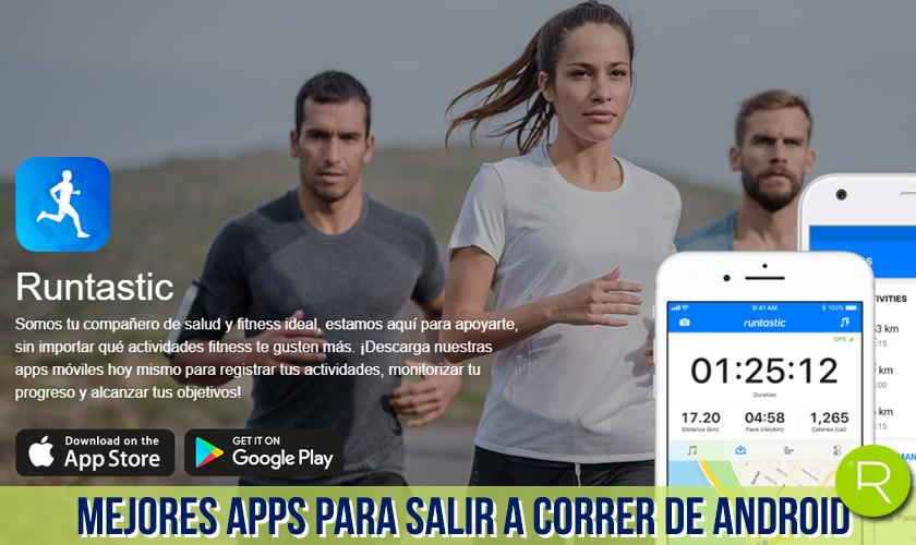 Las 7 mejores apps de Android para salir a correr - Runtastic - foto 4