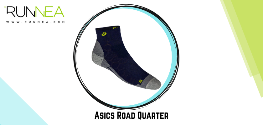 Asics Road Quarter