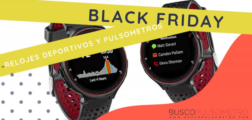 en venta c2640 96daa Black Friday pulsometros: Las mejores tiendas para comprar ...