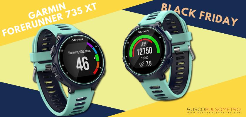 Black Friday 2018 en relojes deportivos con GPS, las mejores ofertas - Garmin Forerunner 735 XT