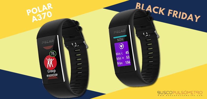Black Friday 2018 en relojes deportivos con GPS, las mejores ofertas - Polar A370