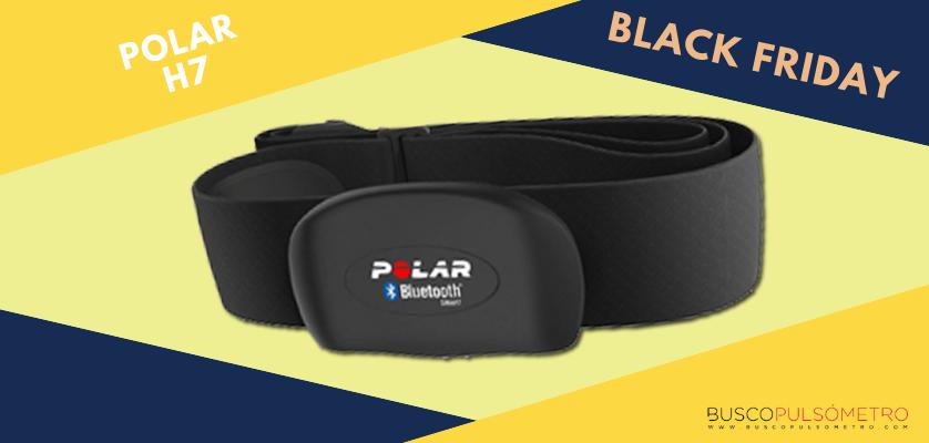 Black Friday 2018 en relojes deportivos con GPS, las mejores ofertas - Polar H7