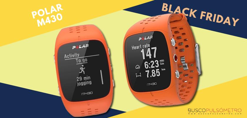 Black Friday 2018 en relojes deportivos con GPS, las mejores ofertas - Polar M430