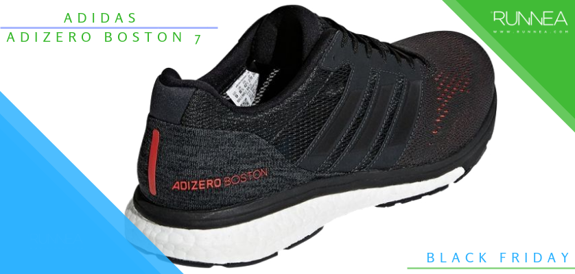 Black Friday Zapatillas Running, las rebajas de la semana - Adidas Adizero Boston 7