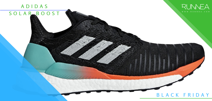 Black Friday en zapatillas de running, rebajas de la semana - Adidas Solar Boost