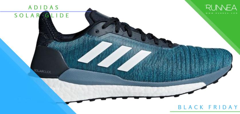 sports shoes f3097 2f0c9 Black Friday en zapatillas de running, rebajas de la semana - Adidas Solar  Glide. Las afamadas y emblemáticas adidas Supernova ...
