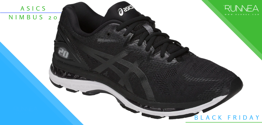 Black Friday Zapatillas Running, las rebajas de la semana - ASICS Gel Nimbus 20
