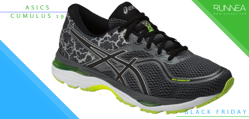 Black Friday Zapatillas Running, las rebajas de la semana - ASICS Gel Cumulus 19