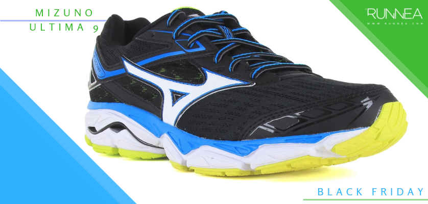 Black Friday Zapatillas Running, las rebajas de la semana - Mizuno Wave Ultima 9