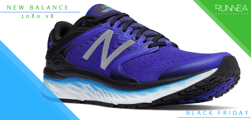 Black Friday Zapatillas Running, las rebajas de la semana - New Balance Fresh Foam 1080v8